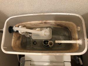 美浜区S様宅トイレタンク修理完了画像