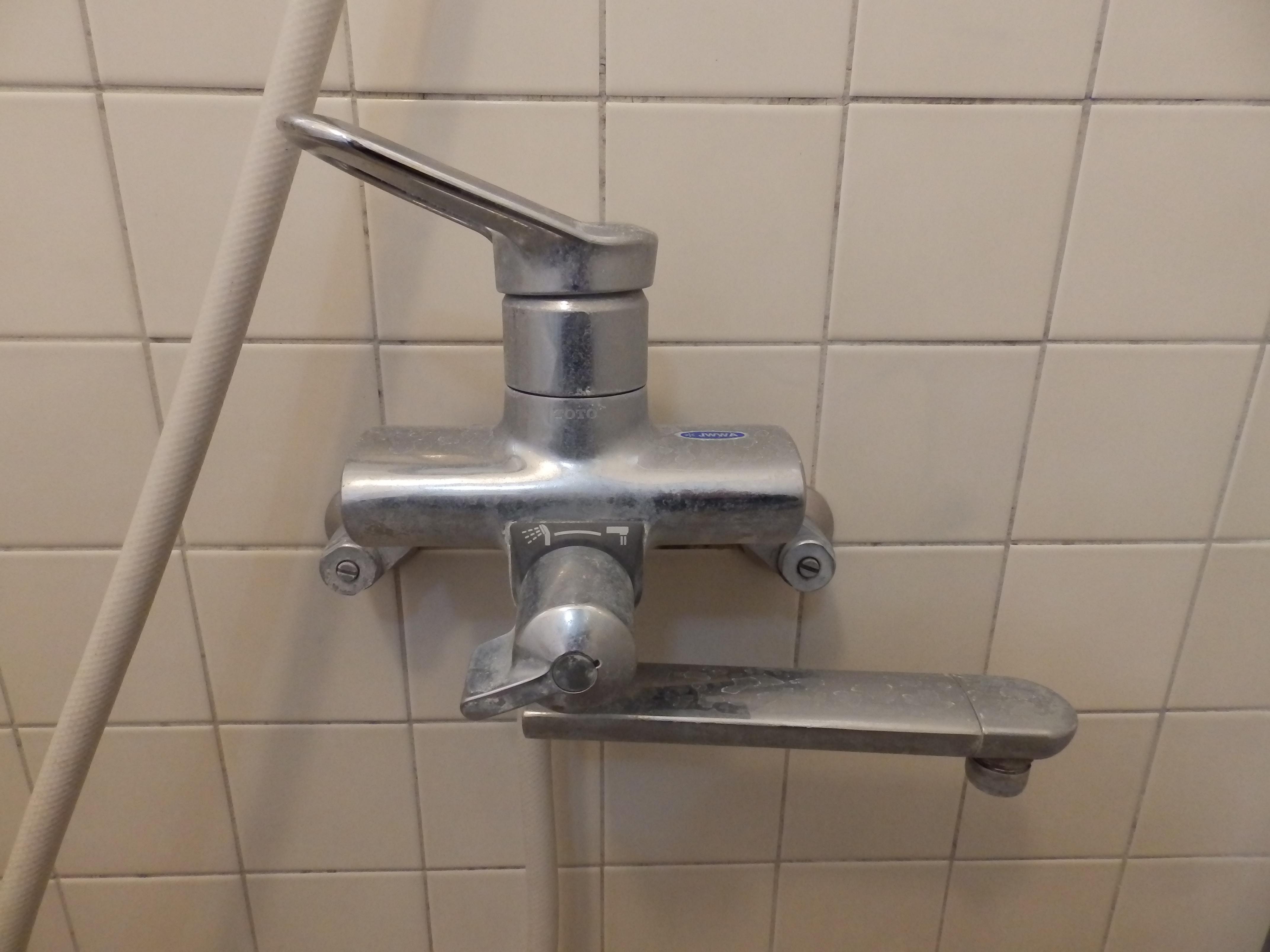 蛇口 水 漏れ 風呂